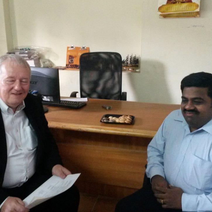 UK Consultant with Param